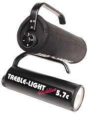 Duiklamp accu voor Treble Light Black Line 5.12