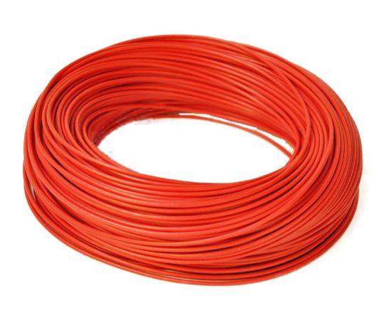 H05V-K enkelader 0.75 mm2 rood (100M)