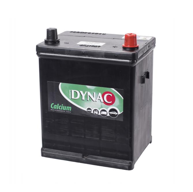 Auto accu / Startaccu 12V 32Ah Dynac calcium 53226