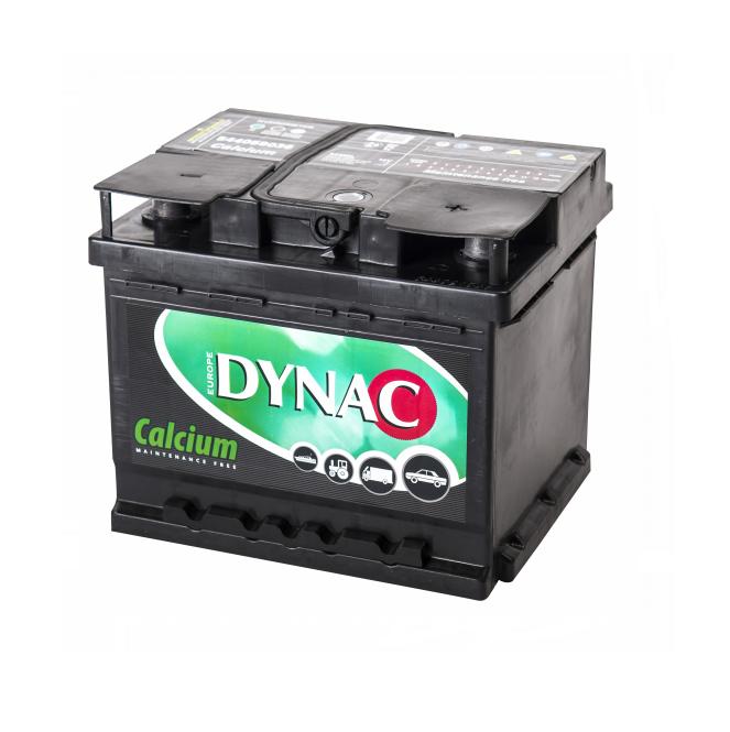 Auto accu / Startaccu 12V 44Ah Dynac calcium 54459L