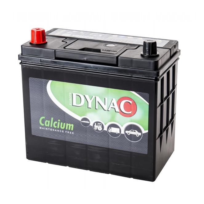 Auto accu / Startaccu 12V 45Ah Dynac calcium LMFV 54524