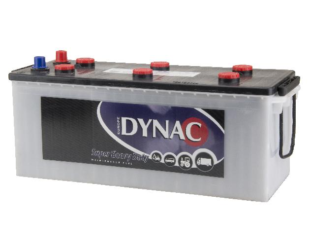 Startaccu Super Heavy Duty 12V 140Ah Dynac 64020 N