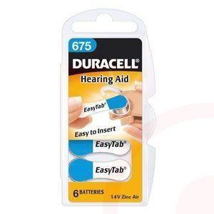 Duracell 675 Easytab