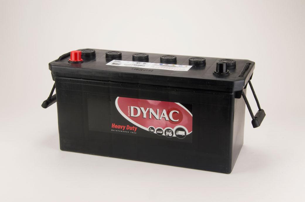 Startaccu Heavy Duty 12V 100Ah Dynac 60013