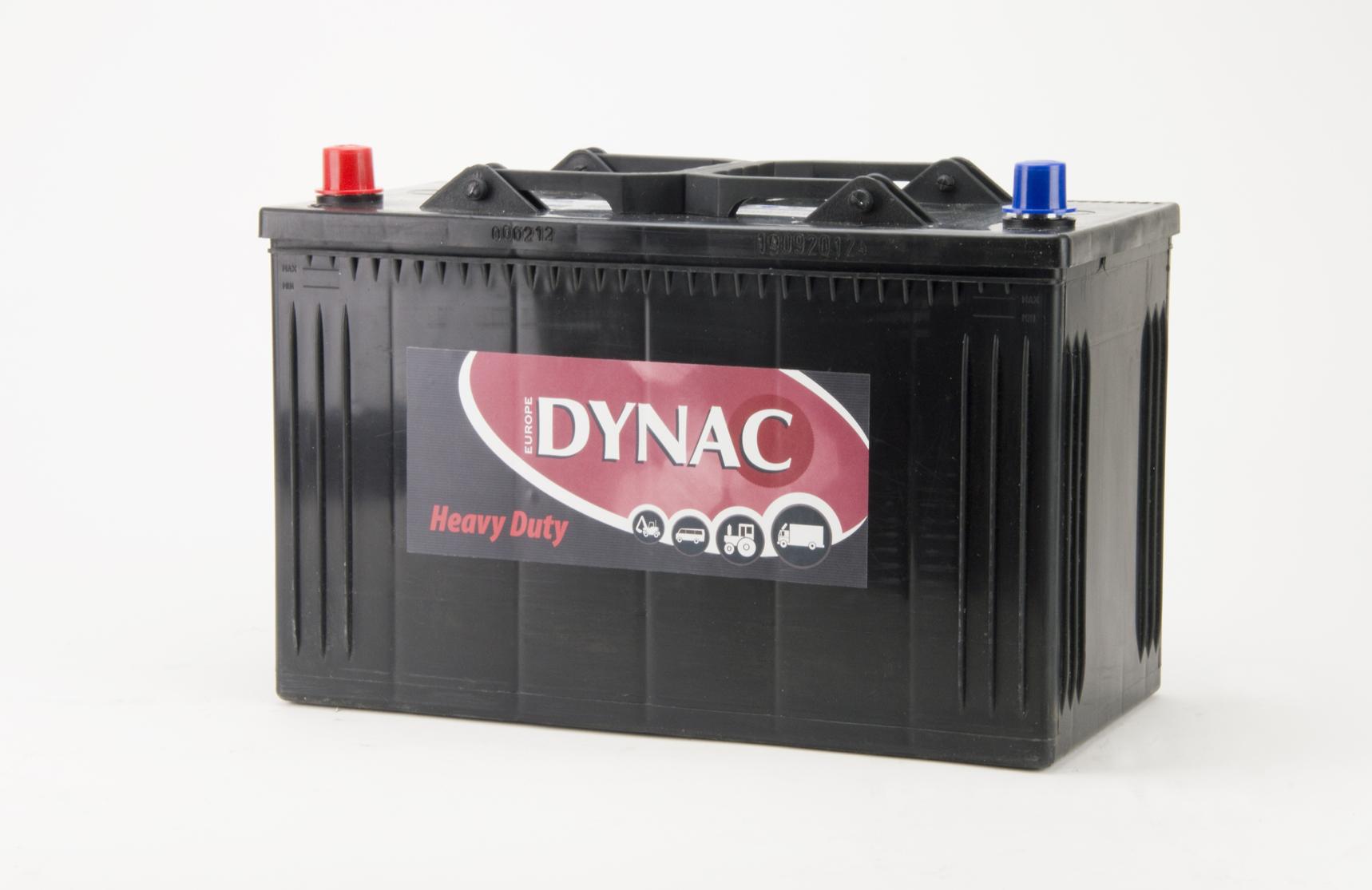 Startaccu Heavy Duty 12V 105Ah Dynac 60527