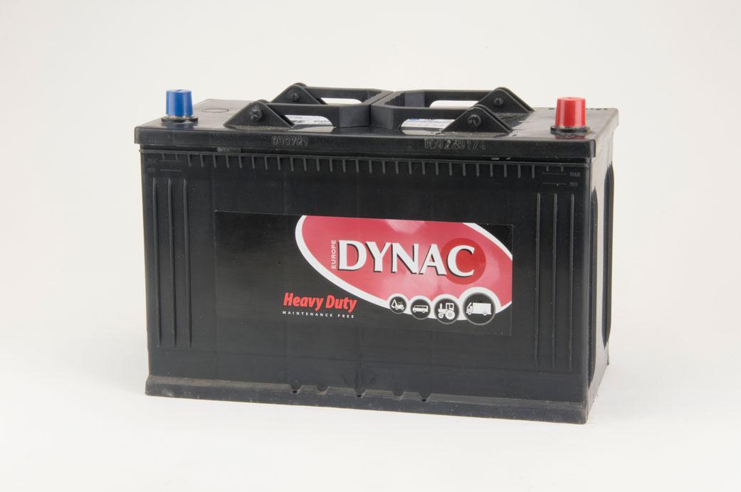 Startaccu Heavy Duty 12V 100Ah Dynac 60035