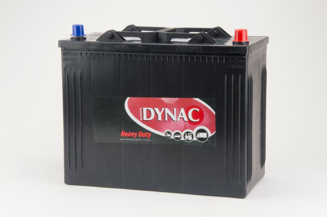 Startaccu Heavy Duty 12V 125Ah Dynac 62512