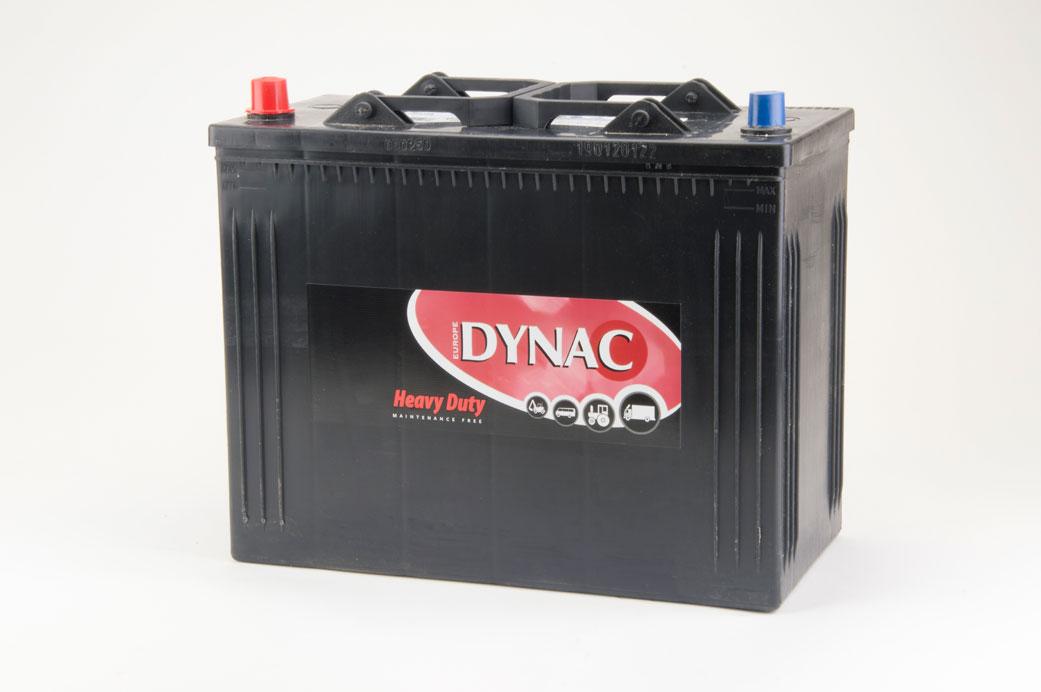 Startaccu Heavy Duty 12V 125Ah Dynac 62514