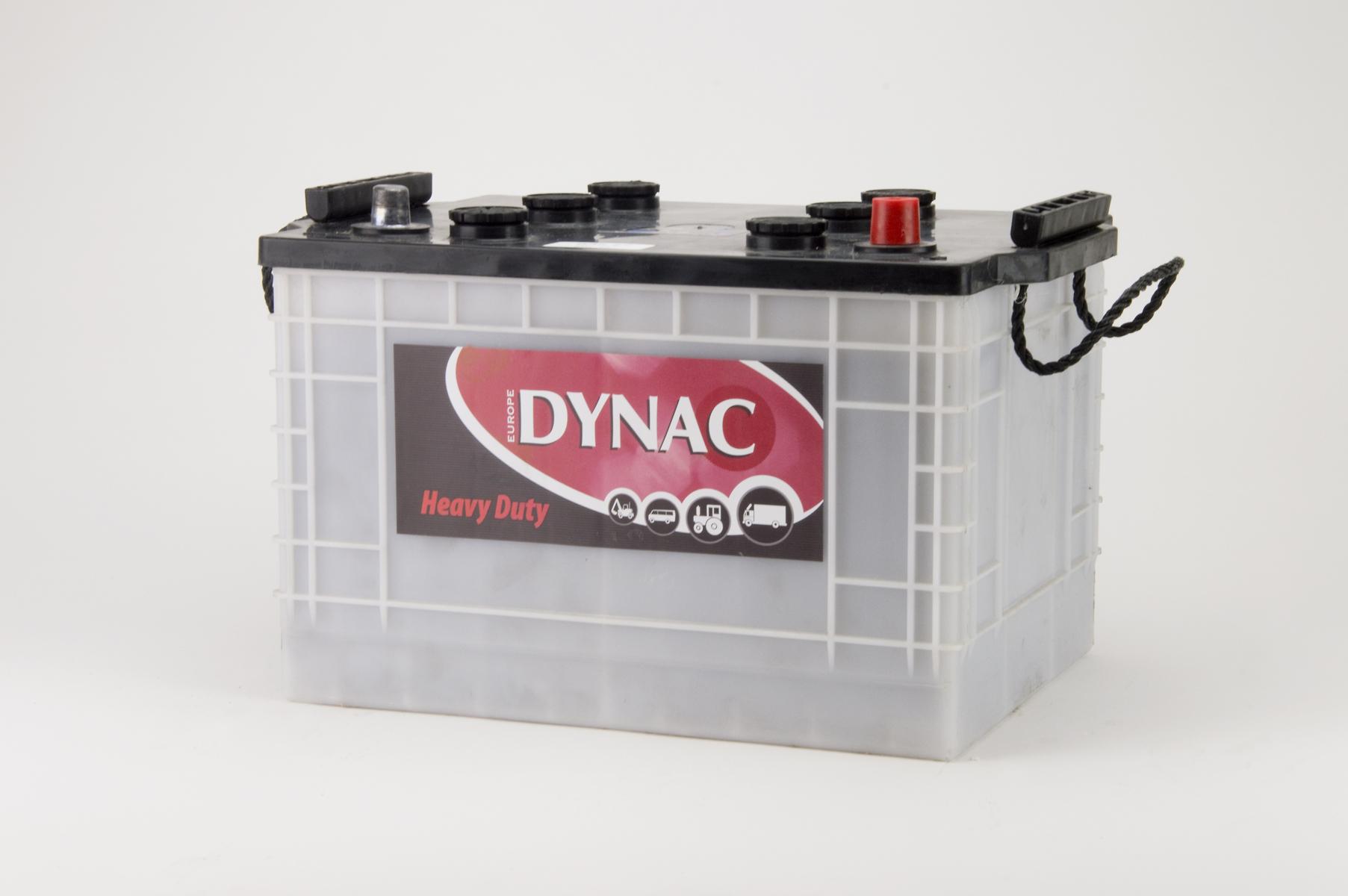 Startaccu Heavy Duty 12V 135Ah Dynac 63527