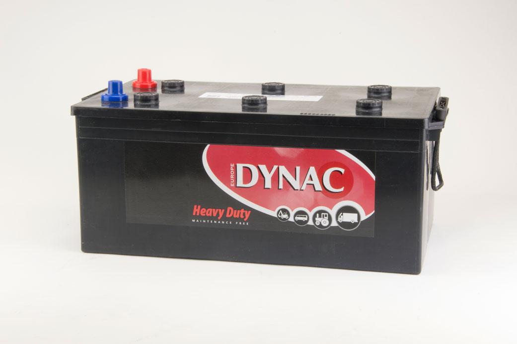 Startaccu Heavy Duty 12V 220Ah Dynac 73011
