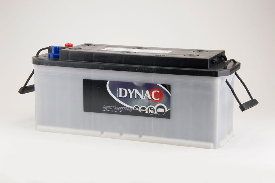 Startaccu Super Heavy Duty 12V 135Ah Dynac 63539 N