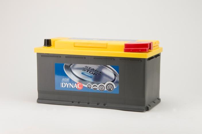 Dynac AGM Start-Stop accu (12V 95Ah)