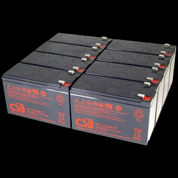 APC RBC105 UPS noodstroom accu CSB Battery