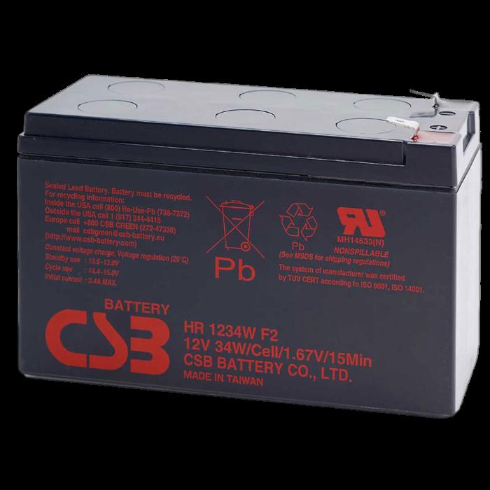 APC RBC110 UPS noodstroom accu CSB Battery