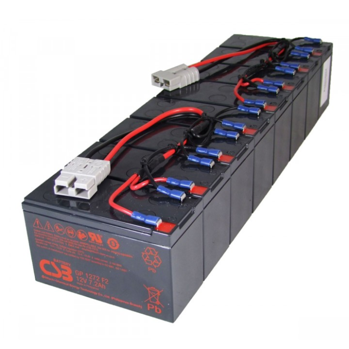 APC RBC12 UPS noodstroom accu CSB Battery