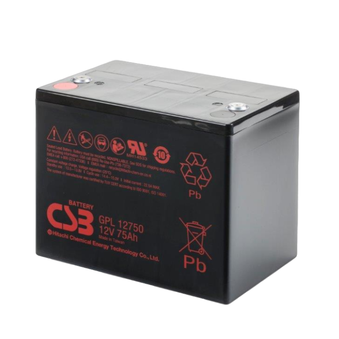 APC RBC14 UPS noodstroom accu CSB Battery