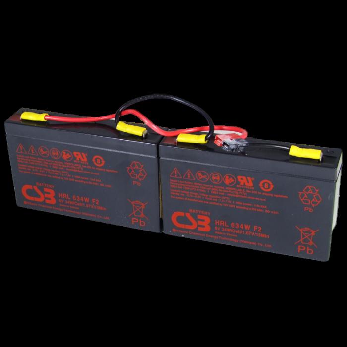 APC RBC18 UPS noodstroom accu CSB Battery