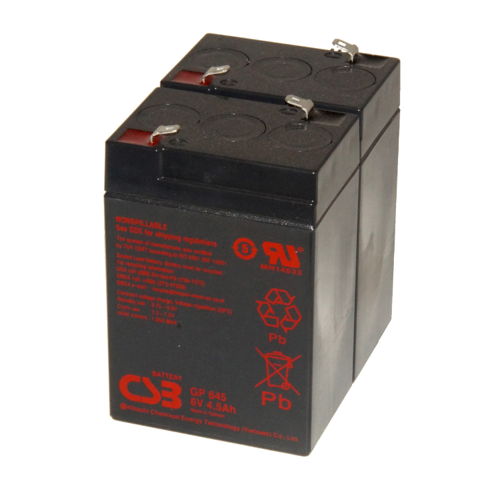 APC RBC1 UPS noodstroom accu CSB Battery