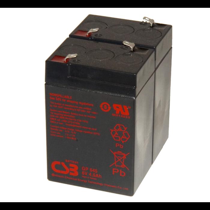 APC RBC1 UPS noodstroom accu CSB Battery