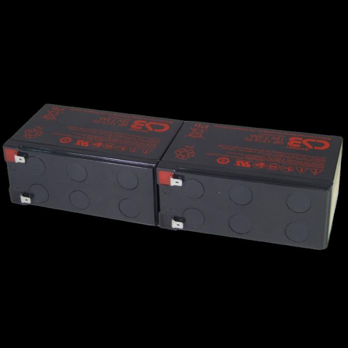 APC RBC22 UPS noodstroom accu CSB Battery
