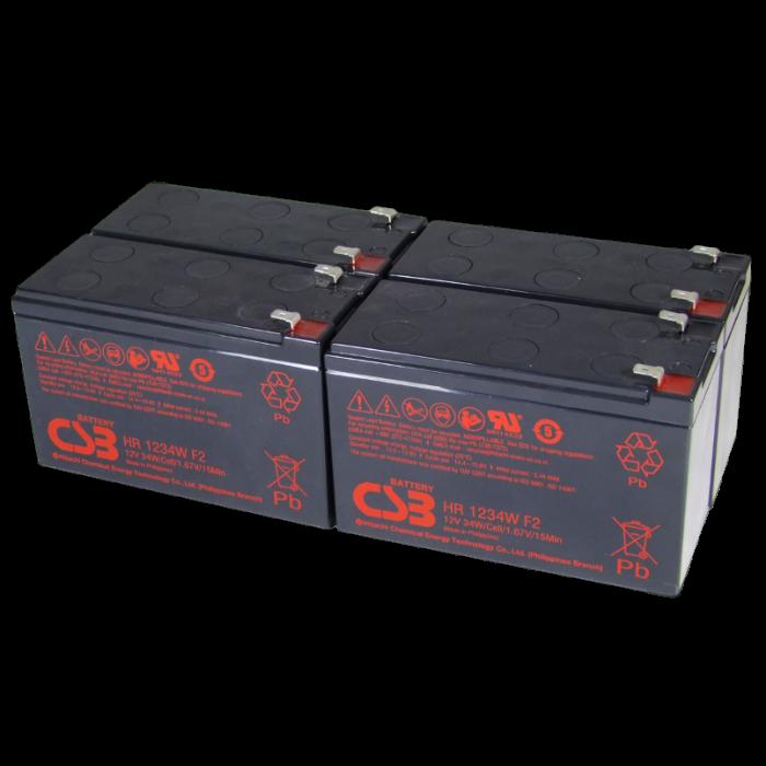 APC RBC24 UPS noodstroom accu CSB Battery