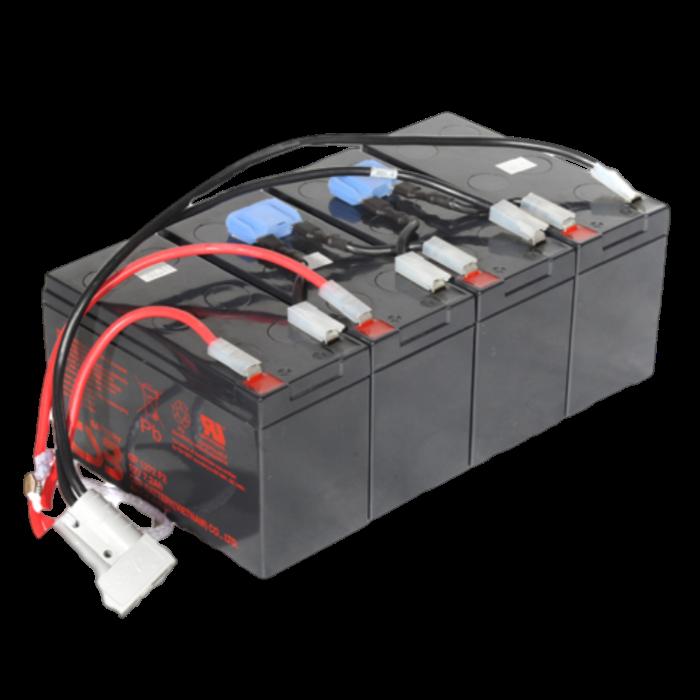 APC RBC25 UPS noodstroom accu CSB Battery