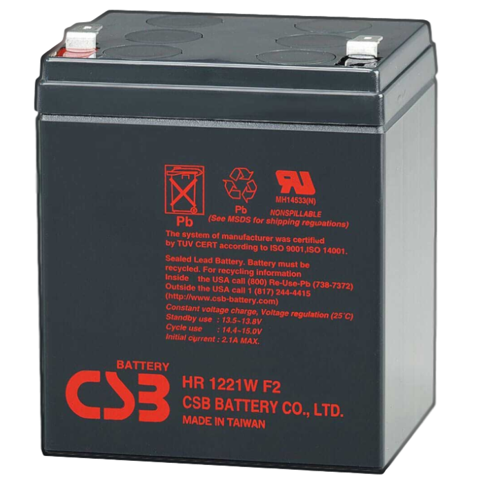 APC RBC30 UPS noodstroom accu CSB Battery