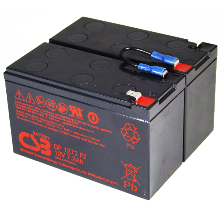 APC RBC5 UPS noodstroom accu CSB Battery