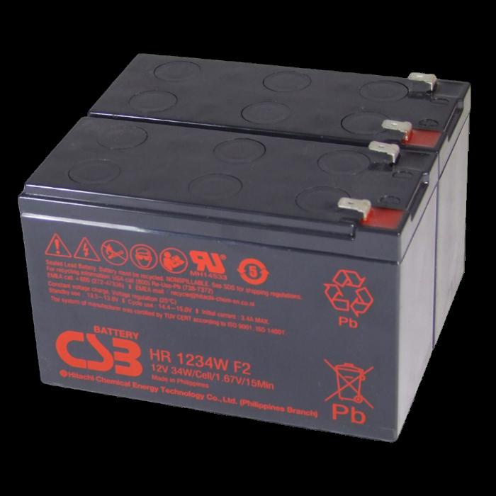 APC RBC60 UPS noodstroom accu CSB Battery
