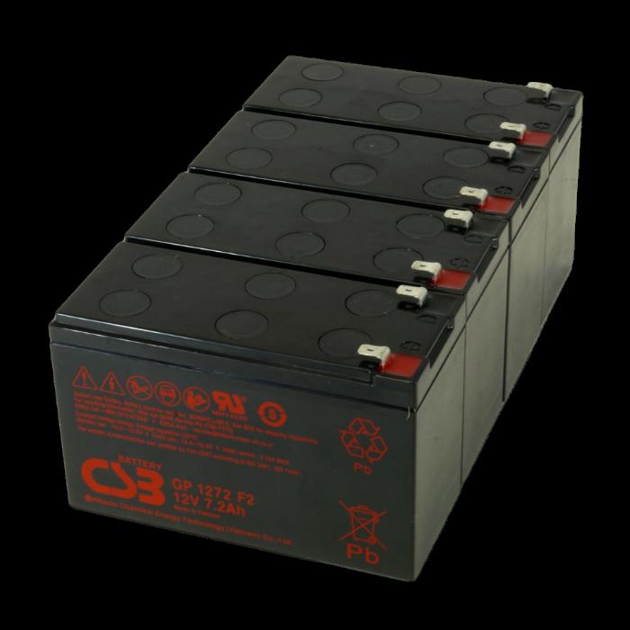 APC RBC63 UPS noodstroom accu CSB Battery