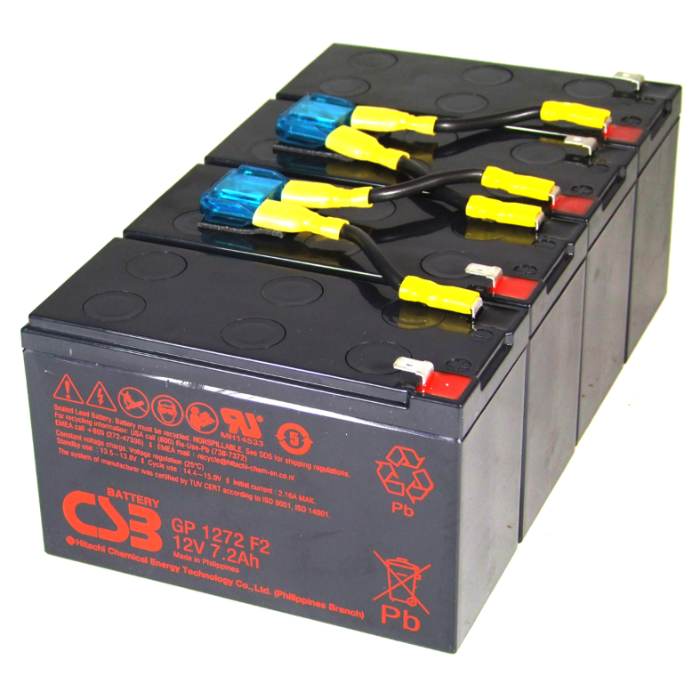 APC RBC8 UPS noodstroom accu CSB Battery