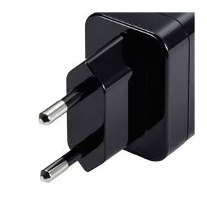 Asus Power Adapter EU Plug Black