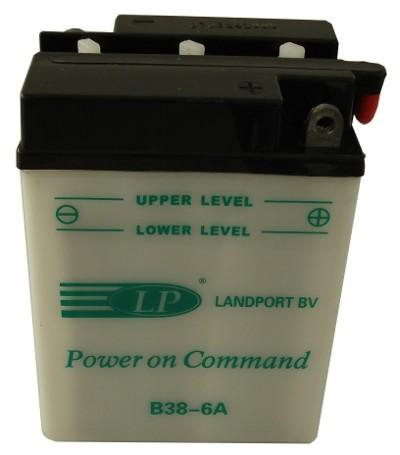 B38-6A motor accu zonder zuurpakket