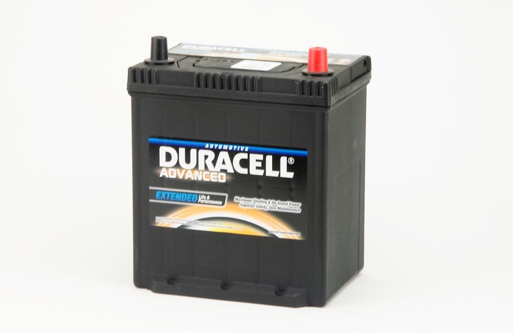 Auto accu Duracell Advanced BDA 40B 12V 40Ah