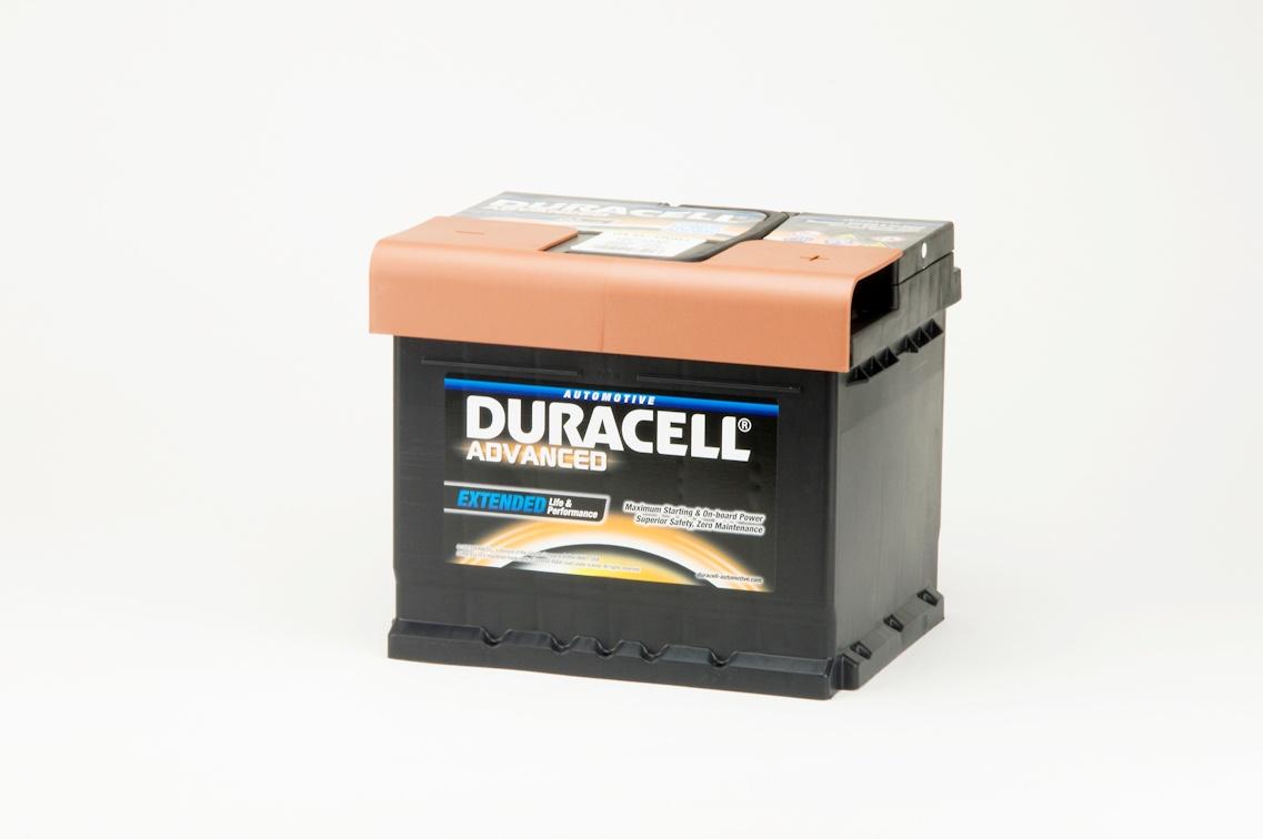 Auto accu Duracell Advanced BDA 44 12V 44Ah