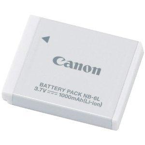 Canon Accu NB-6L