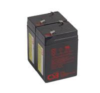 RBC1 UPS noodstroom accu vervangingsset van CSB Battery