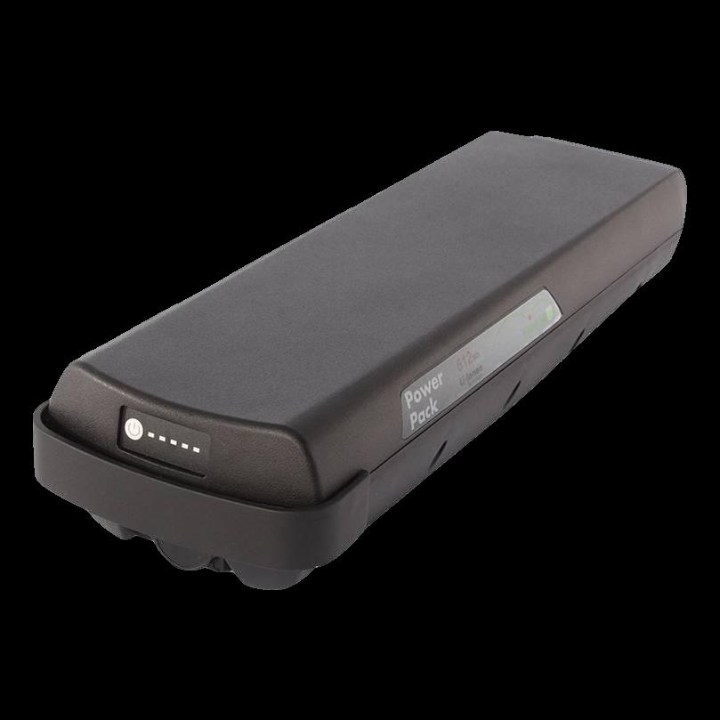 Compatibel fietsaccu Bosch PowerPack Classic+ Line bagagedrager 36V 17Ah