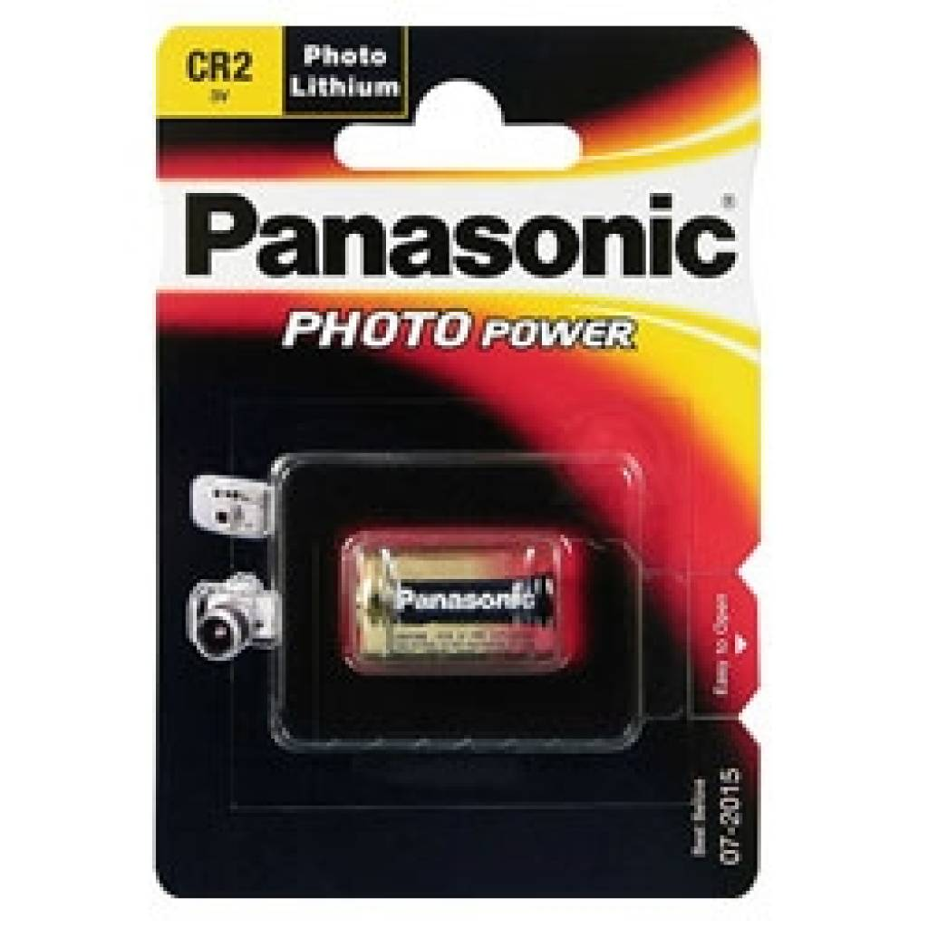 CR2 Lithium Batterij Panasonic