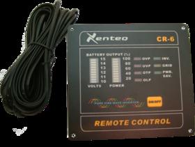 CR 6 Uitgebreide afstandsbediening voor SK-serie