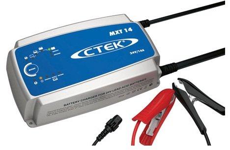 CTEK MXT 14 loodaccu lader 24V 14A