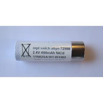 Welch Allyn type 72900 Repl. batterij
