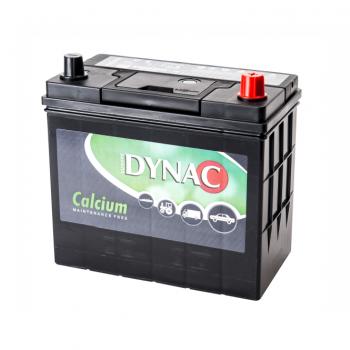 Auto accu / Startaccu 12V 45Ah Dynac calcium LMFV 54523