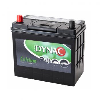 Auto accu / Startaccu 12V 45Ah Dynac calcium LMFV 54551
