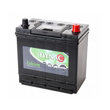 Auto accu / Startaccu 12V 45Ah Dynac calcium LMFV 54577