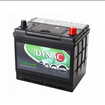 Auto accu / Startaccu 12V 60Ah Dynac calcium LMFV 56062