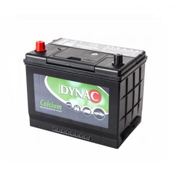 Auto accu / Startaccu 12V 70Ah Dynac calcium LMFV 57024