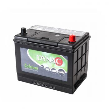 Auto accu / Startaccu 12V 70Ah Dynac calcium LMFV 57029