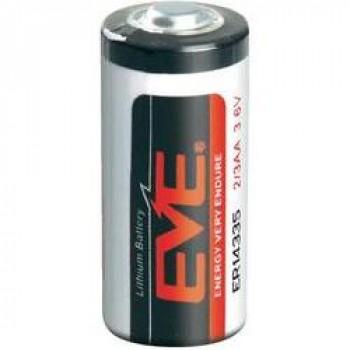 ER14335 EVE Lithium 3,6V - 1650mAh