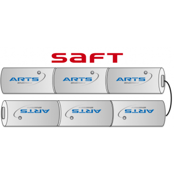 SAFT Noodverlichting accu Train Staaf A NiMH 7,2V 2100mAh